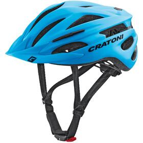 Cratoni Pacer Kask MTB, blue matte